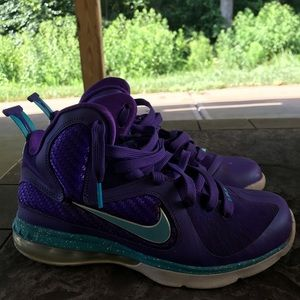 Nike Lebron 9's Summit Lake Hornets